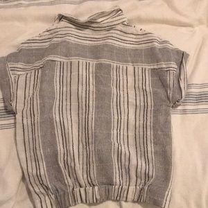 Heartloom Tops - Heartloom Striped Shirt